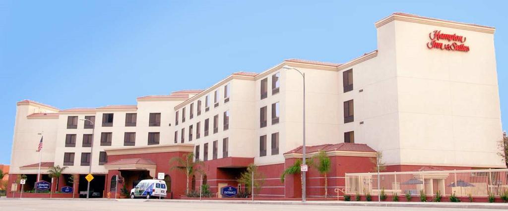 Hampton Inn and Suites Los Angeles-Burbank Airport - CA