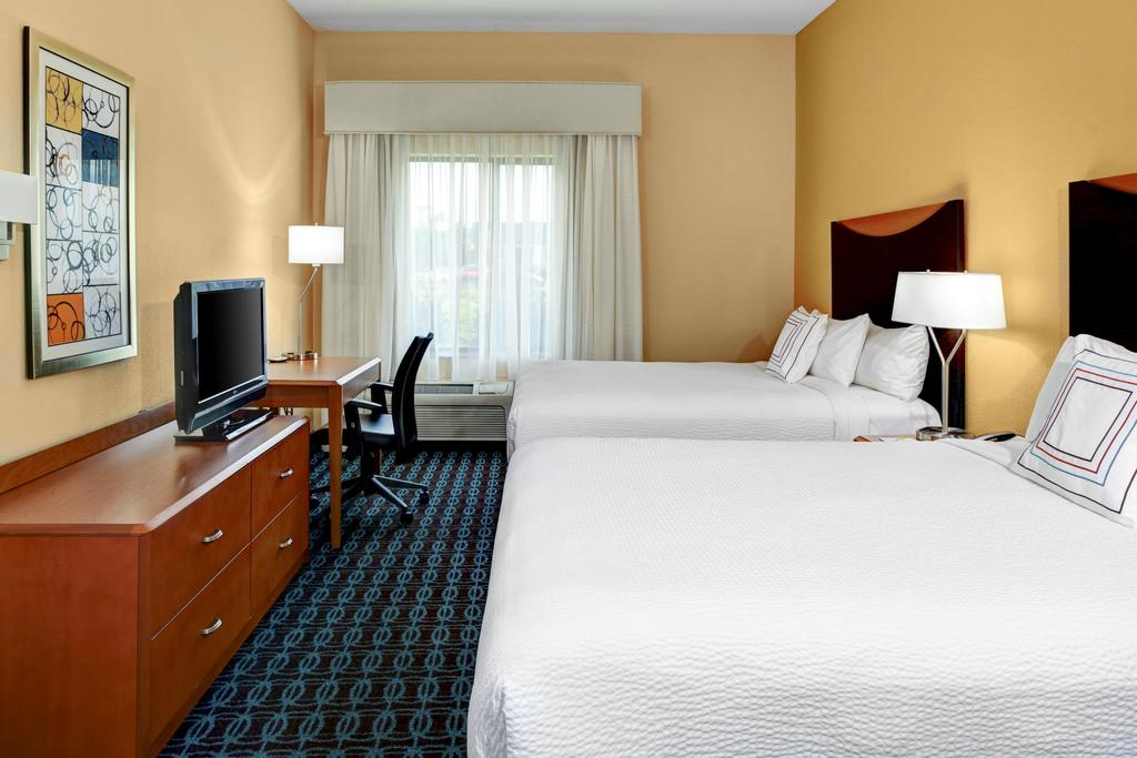 Fairfield Inn and Suites Anniston Oxford