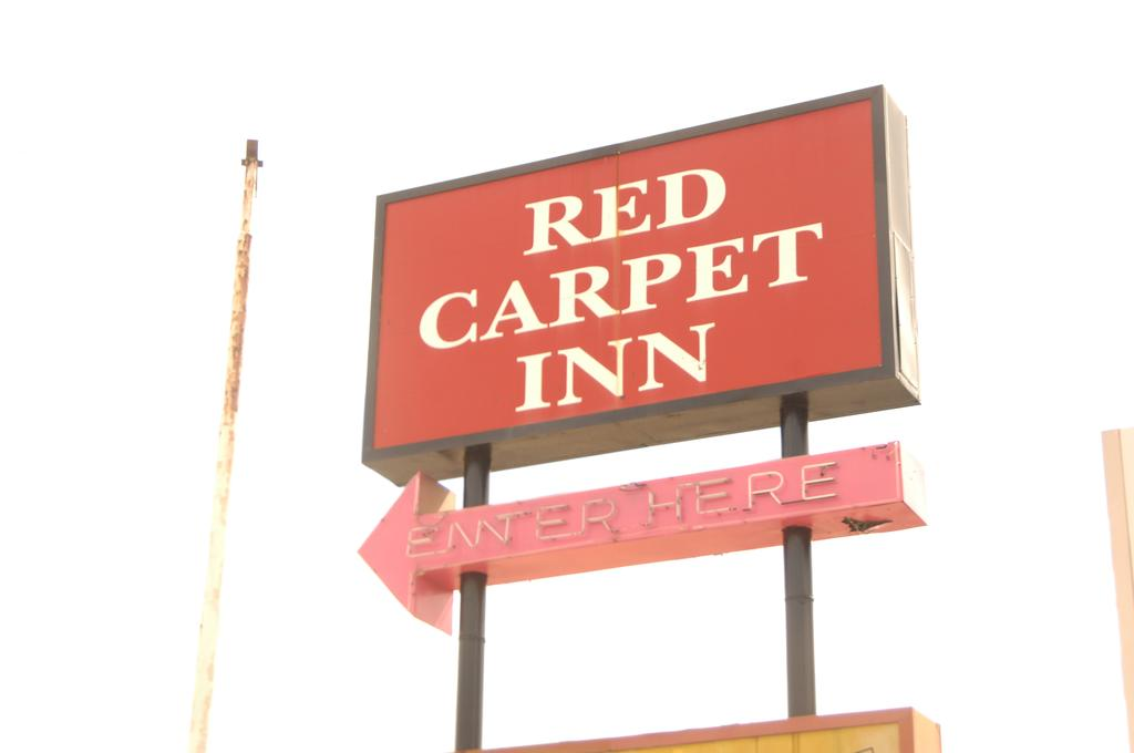 Red Carpet Inn Oxford