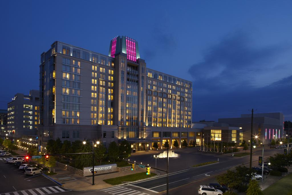 Renaissance Montgomery Hotel and Spa - the Convention Center
