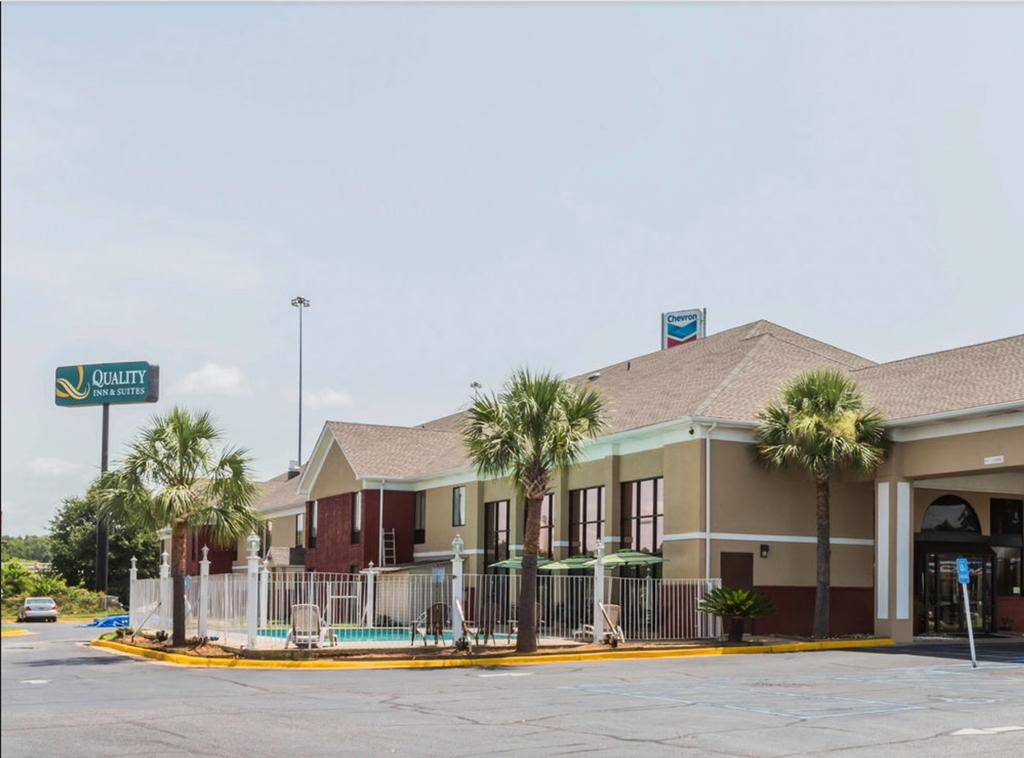 Quality Inn and Suites Montgomery