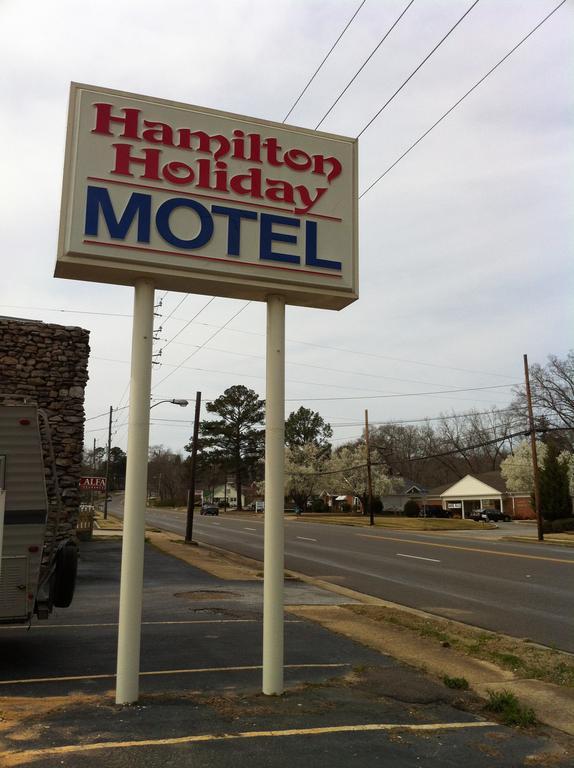 Hamilton Holiday Motel