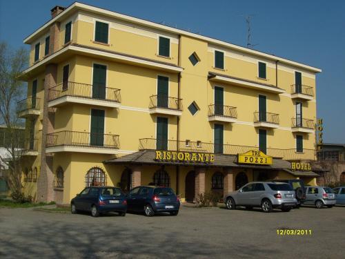 Hotel Tre Pozzi Sanguinaro Di Fontanellato