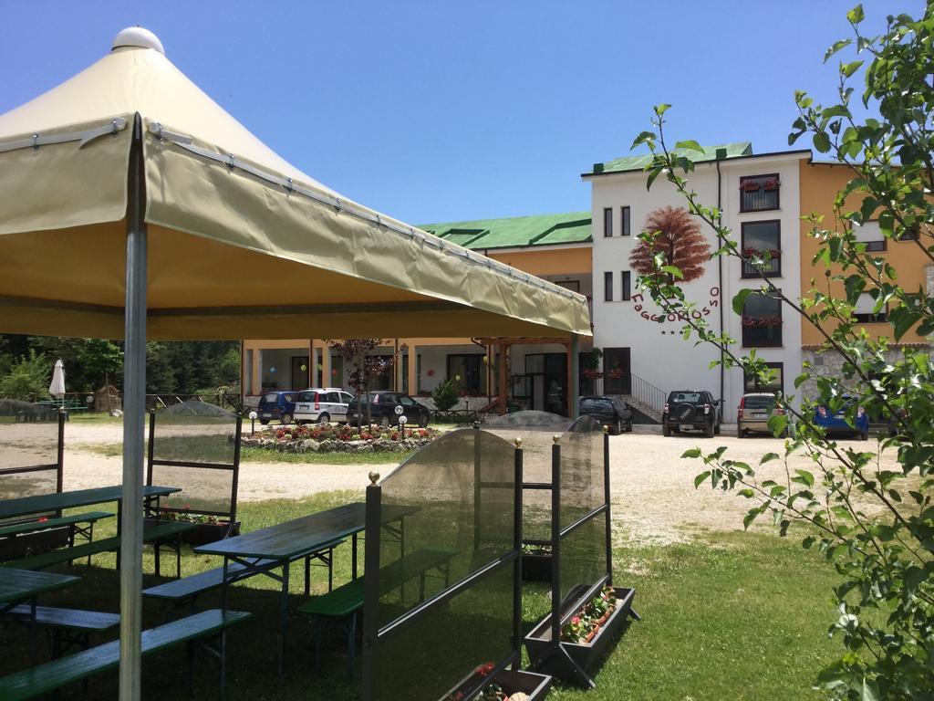 Hotel Faggio Rosso
