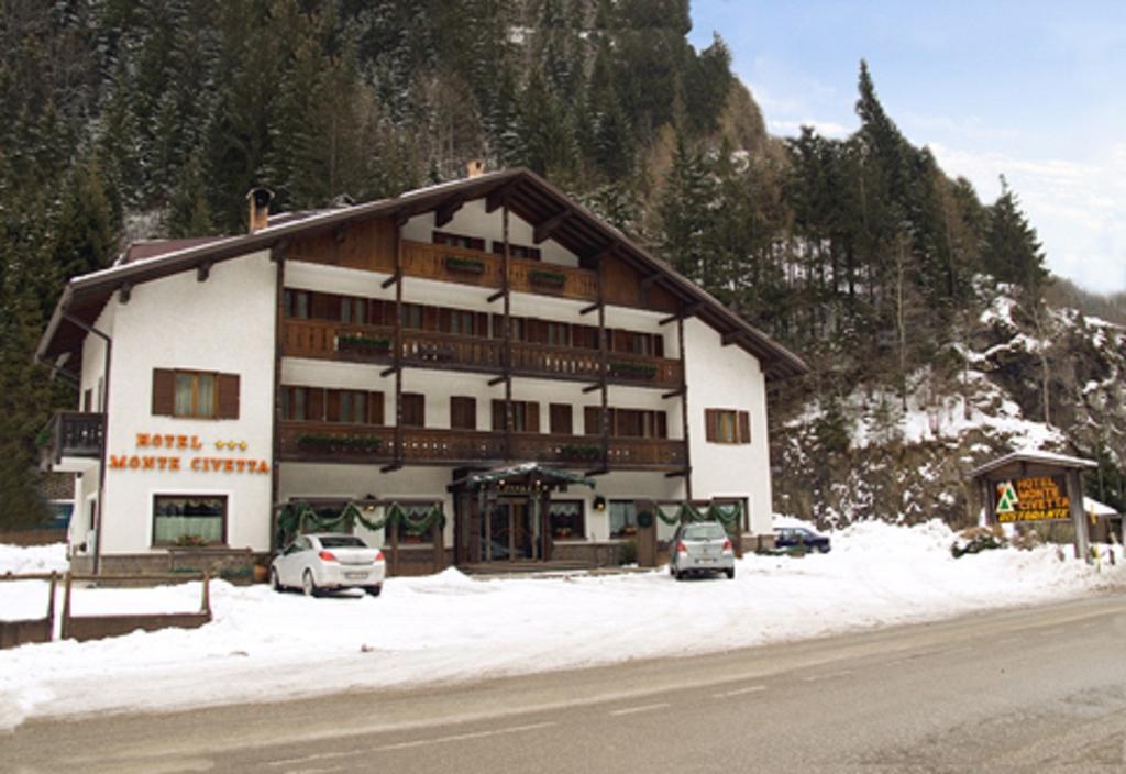 Hotel Monte Civetta