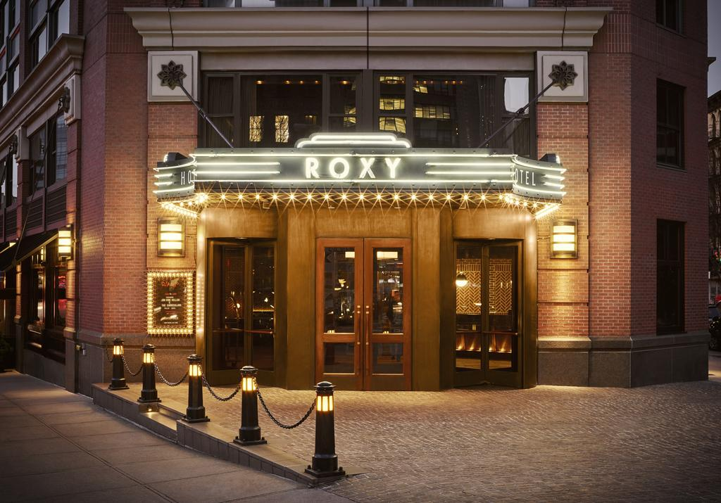 The Roxy Hotel Tribeca