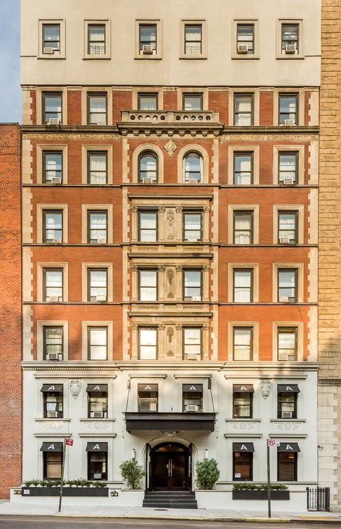 Astor Hotel on Central Park