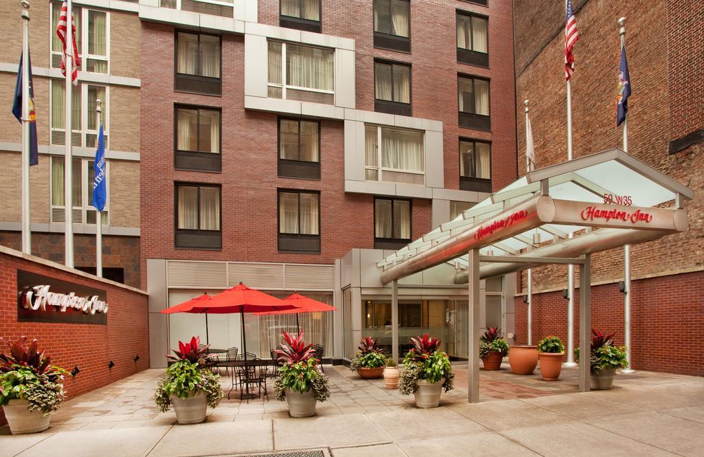 Hampton Inn Manhattan 35th St