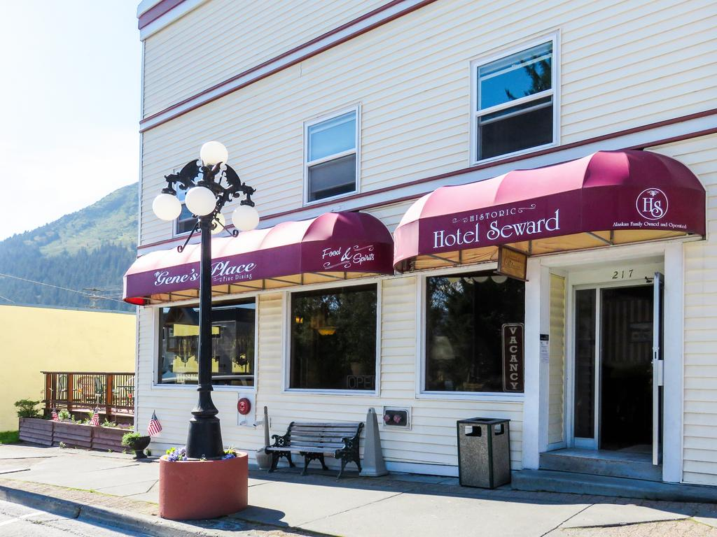 Historic Seward Hotel