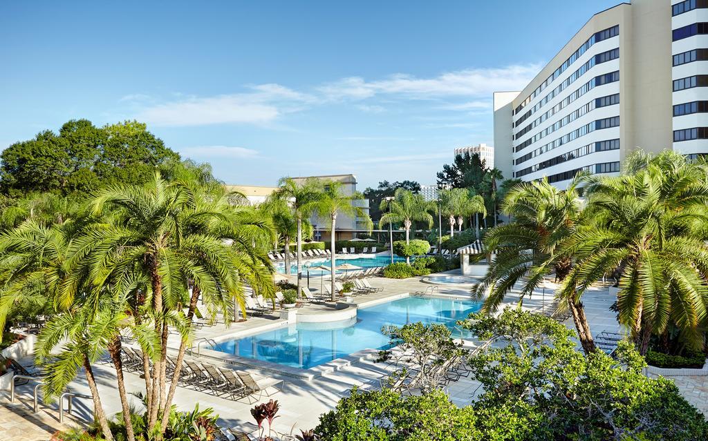 Hilton Orlando Resort Lake Buena Vista