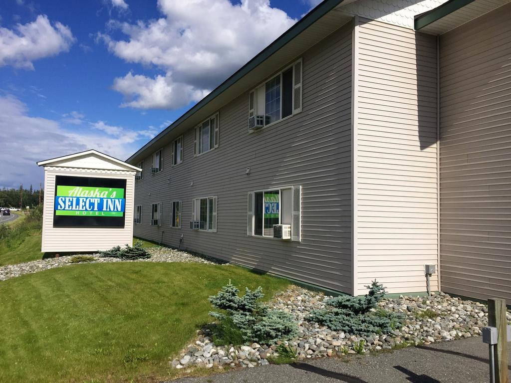 Alaskas Select Inn Wasilla