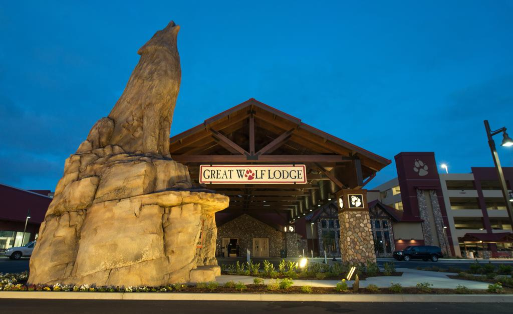 Great Wolf Lodge SoCal