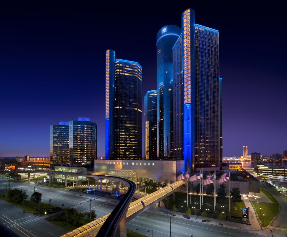 Detroit Marriott - the Renaissance Center