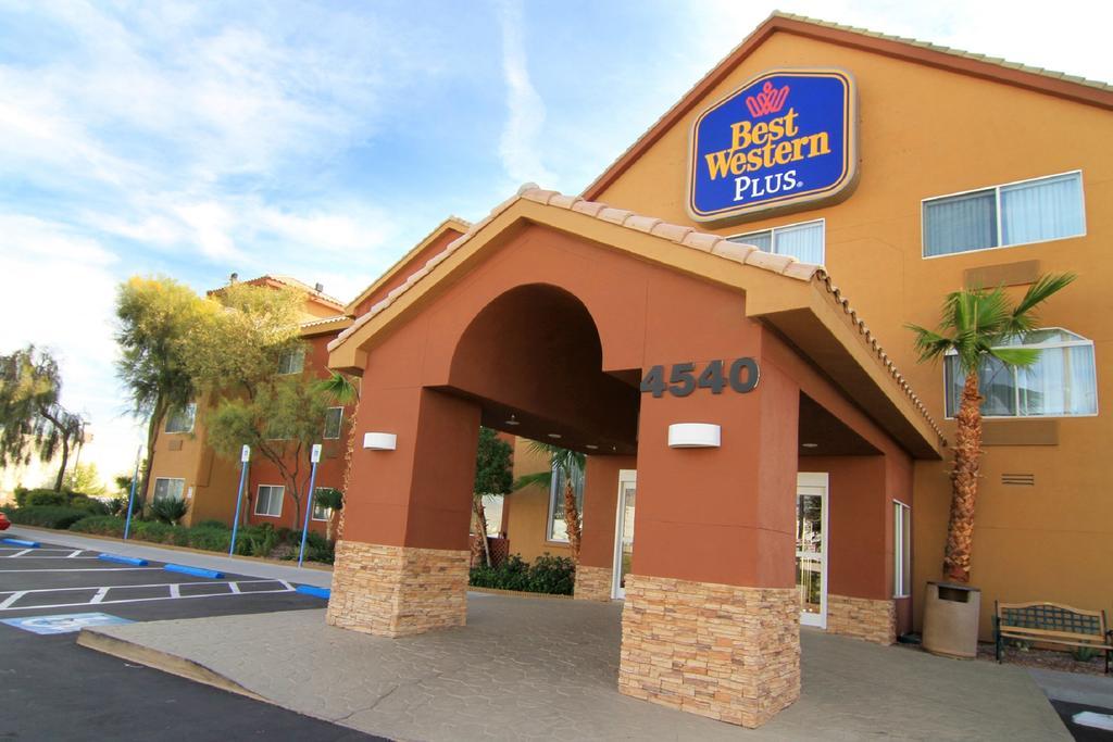 BEST WESTERN PLUS North Las Vegas Inn and Suites