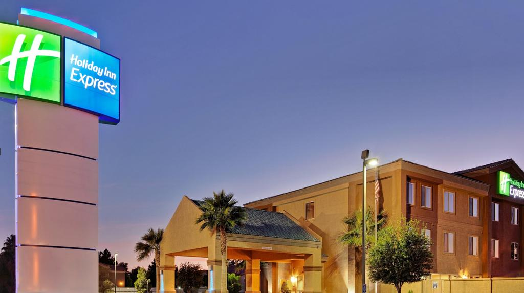 Holiday Inn Express Nellis