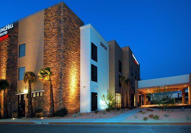 SpringHill Suites Las Vegas North Speedway