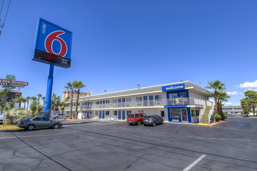 Motel 6 Las Vegas - Boulder Hwy