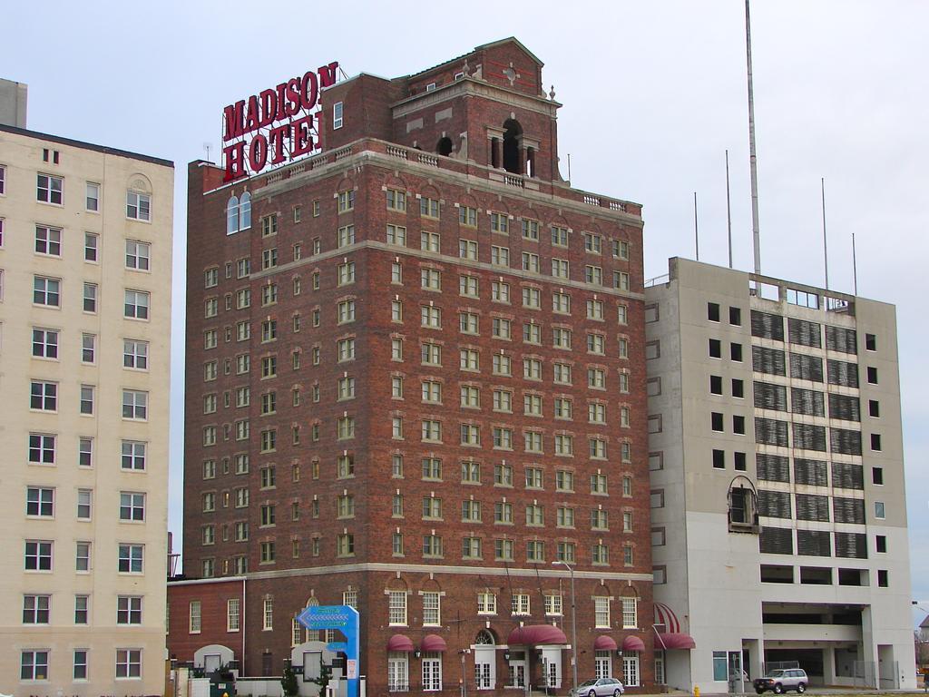 Baymont Inn and Suites Atlantic City Madison Hotel