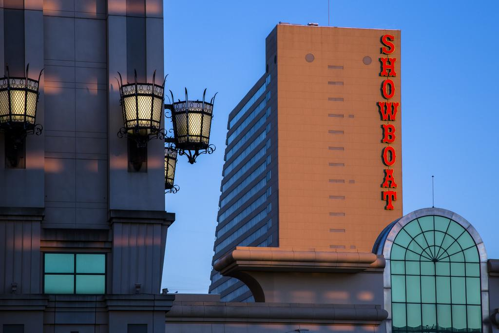 The Showboat Hotel