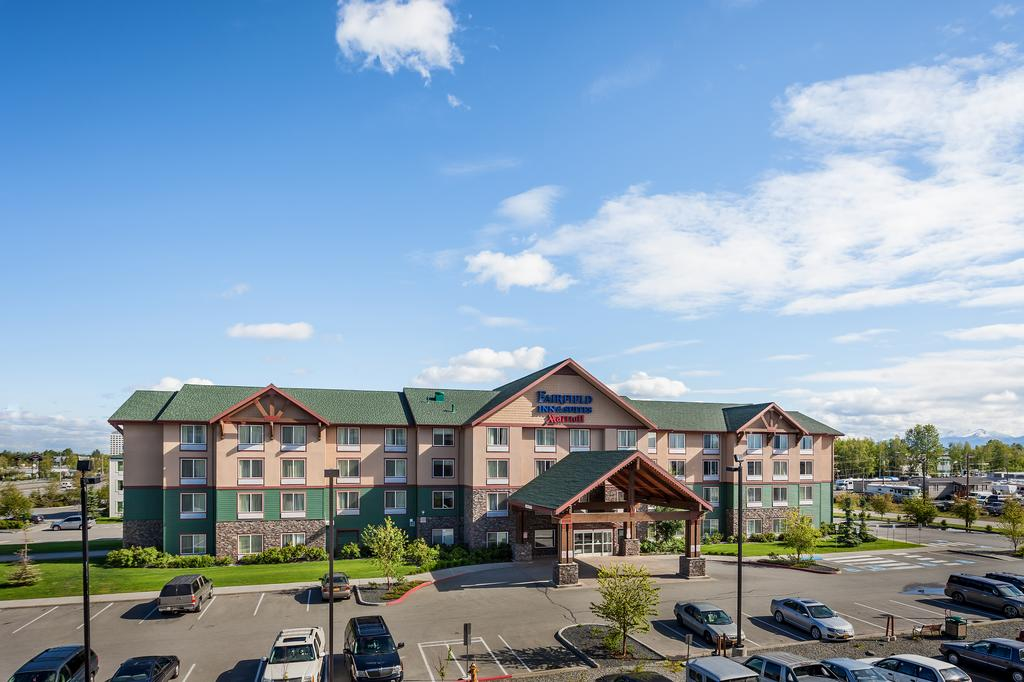 Fairfield Inn and Suites Anchorage Midtown