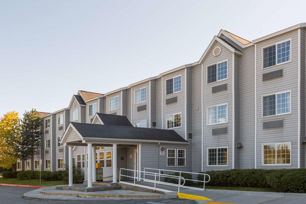 Microtel Inn and Suites Anchorage