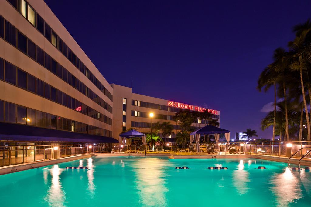Crowne Plaza Miami Intl Airport
