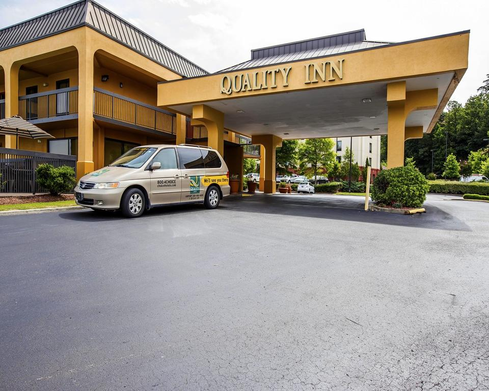 Quality Inn Irondale