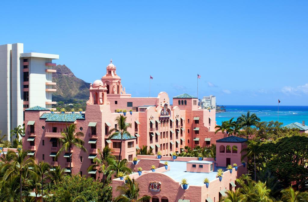 The Royal Hawaiian Waikiki