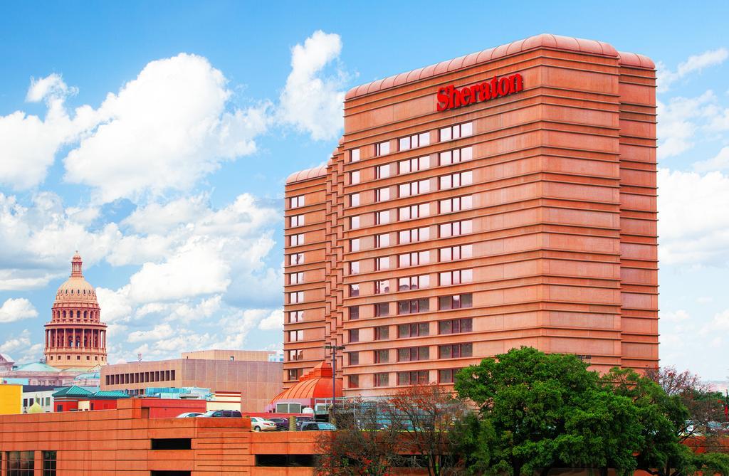 Sheraton Austin Hotel - the Capitol