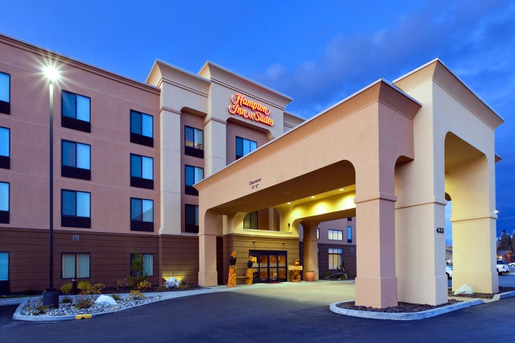 Hampton Inn and Suites Fairbanks