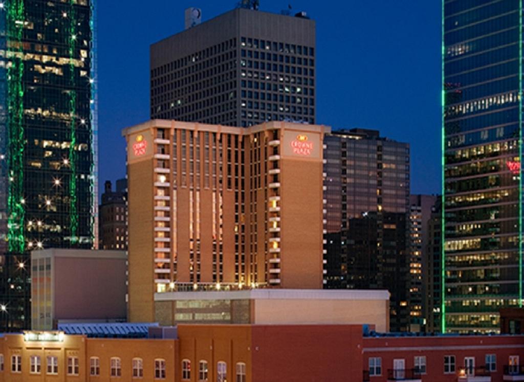 Crowne Plaza Dallas Downtown
