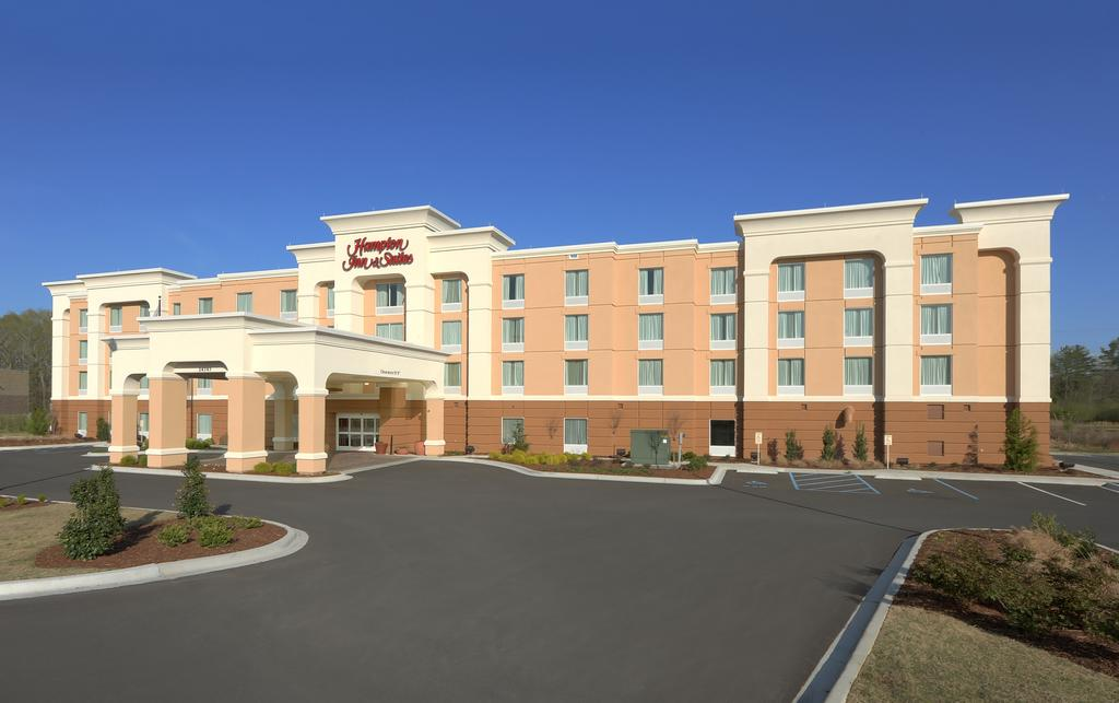 Hampton Inn Suites Scottsboro