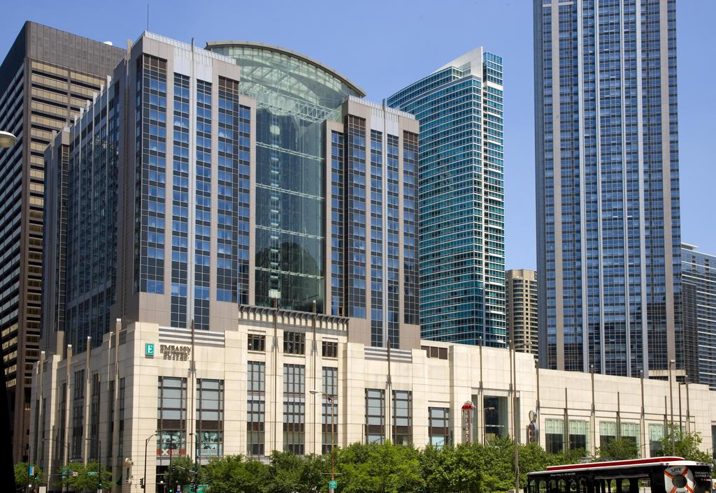 Embassy Suites Chicago - Downtown-Lakefront