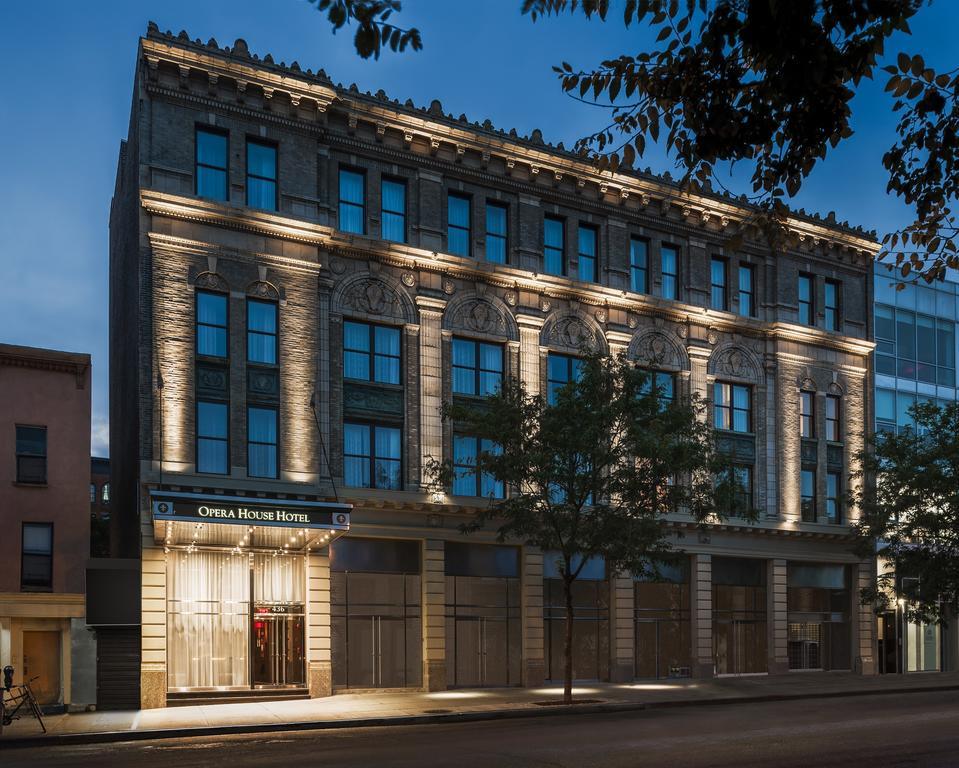 Bronx Opera House Hotel