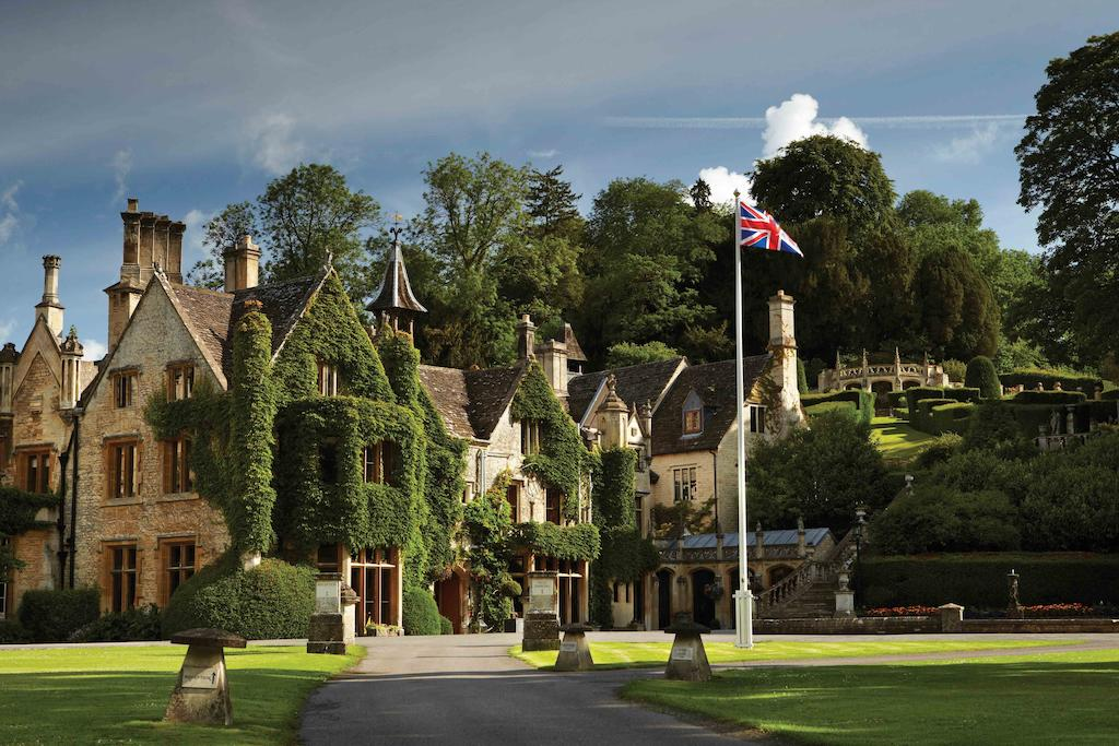 The Manor House - an Exclusive Hotel and Golf Club