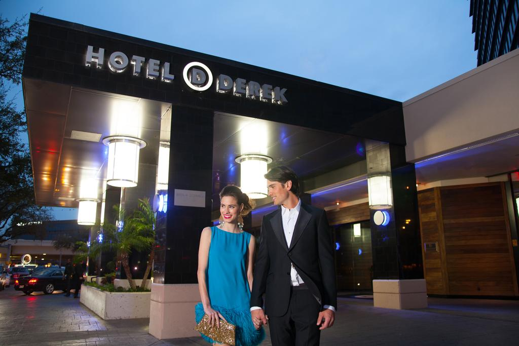 Hotel Derek