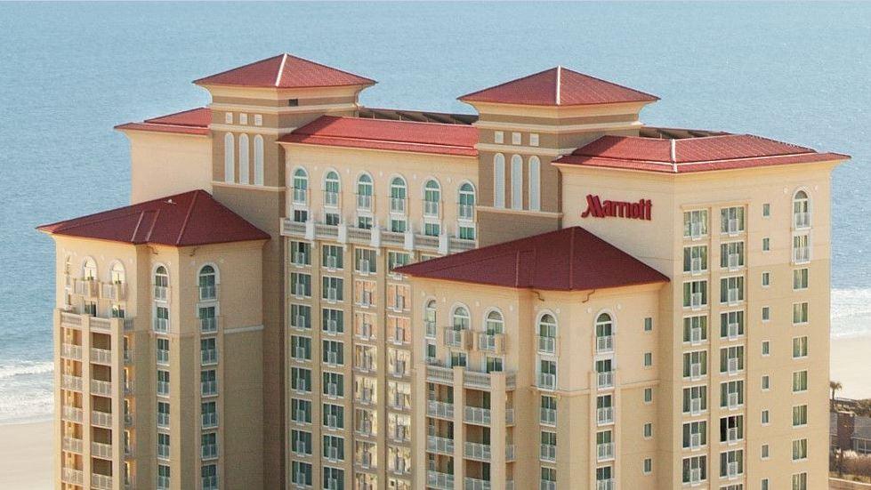 Myrtle Beach Marriott Resort and Spa - Grande Dunes