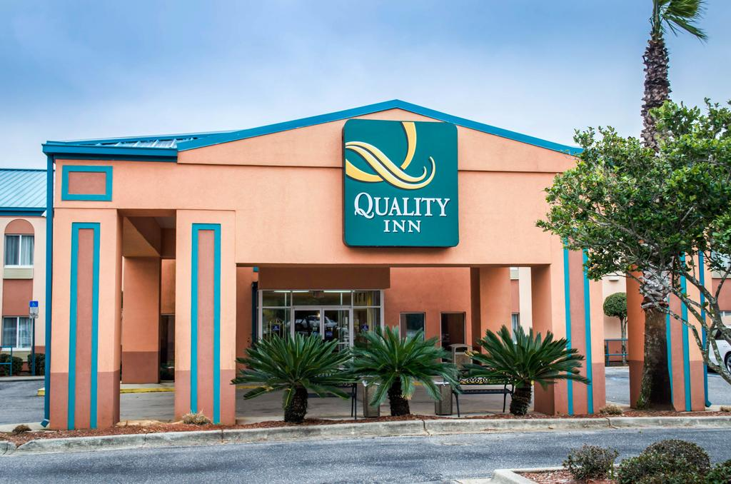 Quality Inn Pensacola - Pine Forest