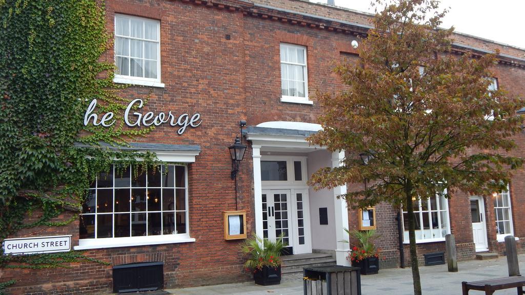 The George - Baldock Boutique Hotel