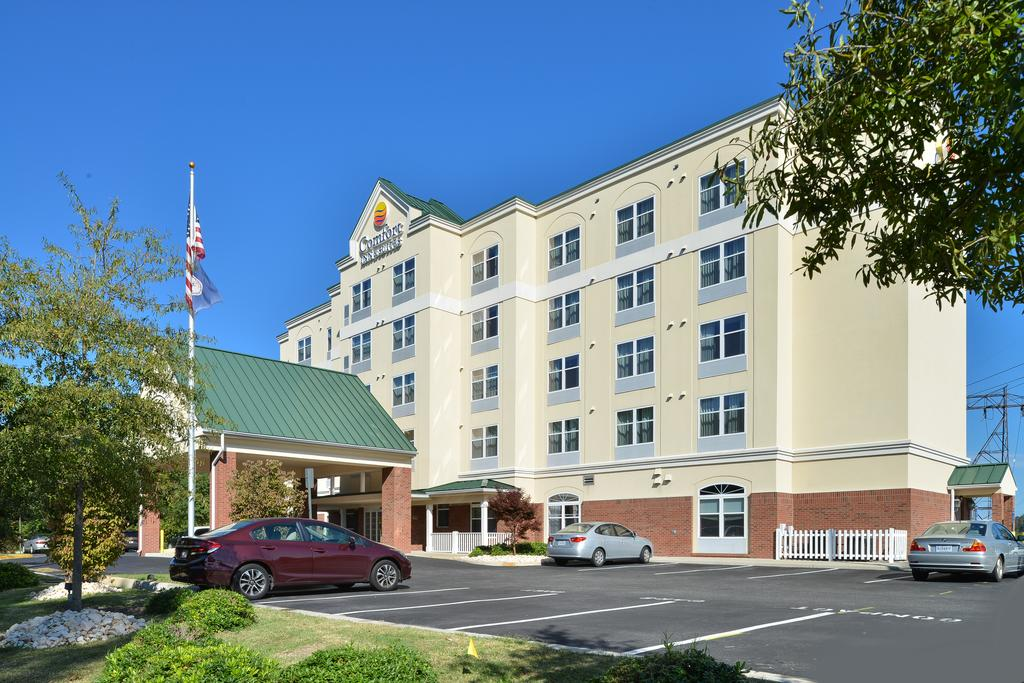 Comfort Inn and Suites Virginia Beach Norfolk Airport
