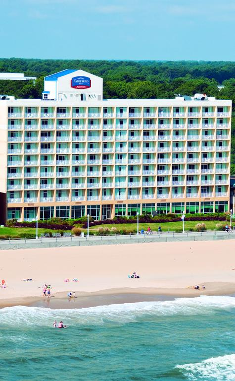 Fairfield Inn and Suites Virginia Beach Oceanfront