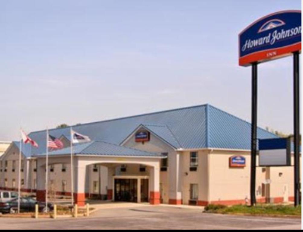 Howard Johnson Inn Tuscaloosa AL