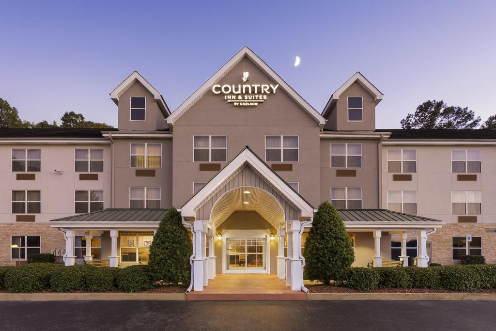 Country Inn and Suites By Carlson Tuscaloosa AL