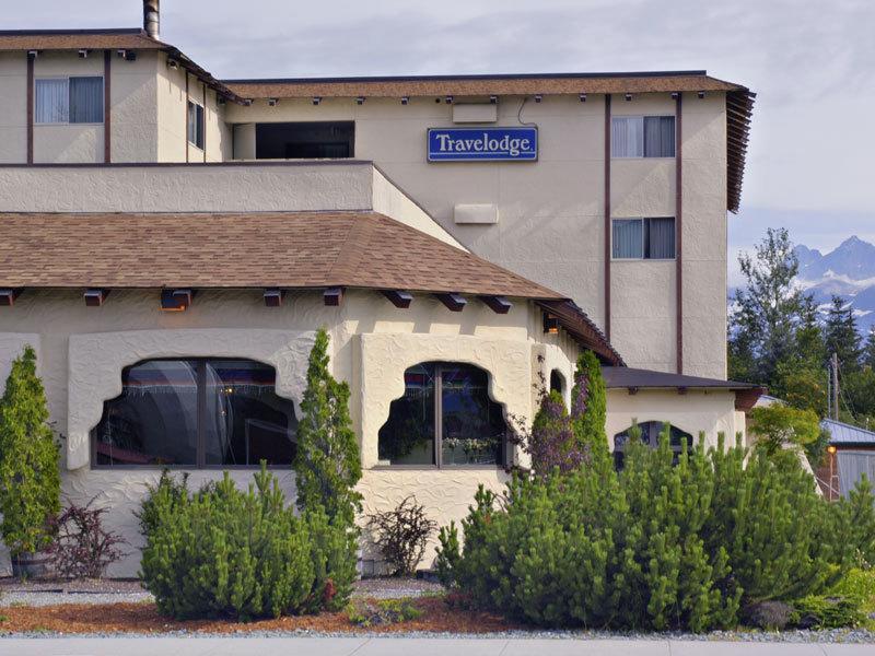 Juneau Airport Travelodge Hotel