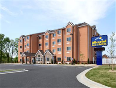 Microtel Inn and Suites by Wyndham Tuscumbia-Muscle Shoals