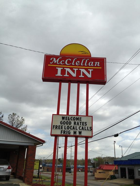 McClellan Inn Anniston