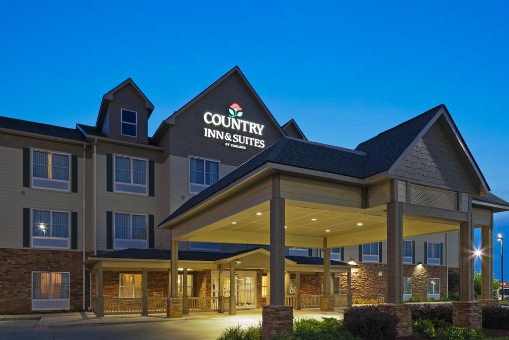 Country Inn and Suites By Carlson Meridian MS