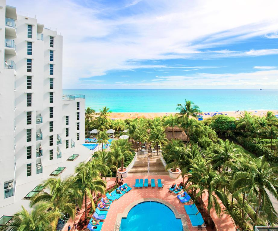 Courtyard by Marriott Cadillac Miami Beach-Oceanfront