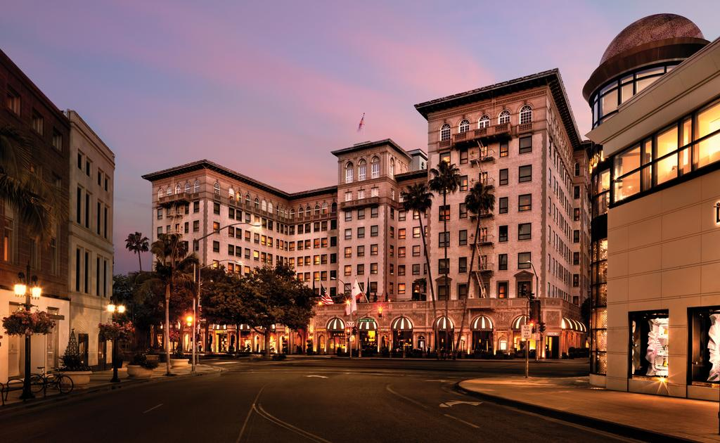 Beverly Wilshire Four Seasons