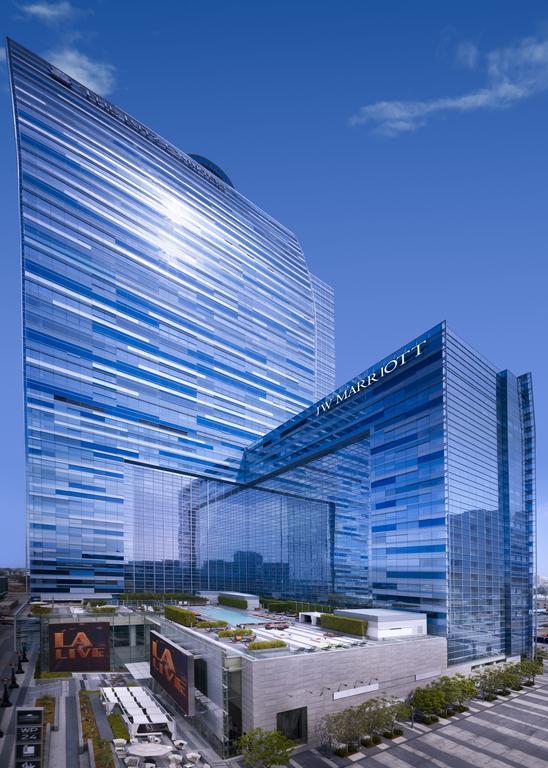 JW Marriott Hotel Los Angeles - LA Live